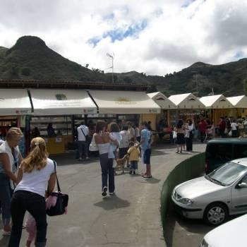 Teror en San Mateo Markten