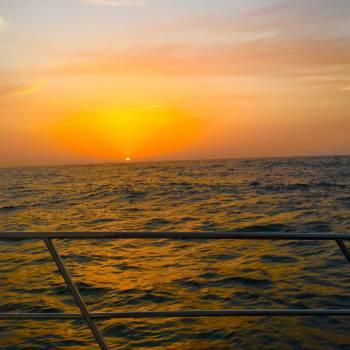 Catamarantrip van Puerto Rico naar El Perchel