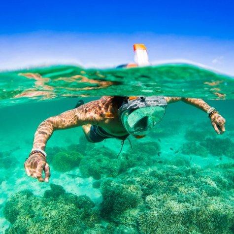 Snorkelen aan de stranden van Gran Canaria