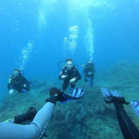 Ontdek Scuba Diving